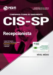 Apostila CIS - SP - Recepcionista