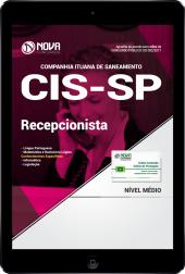 Download Apostila CIS - SP PDF- Recepcionista