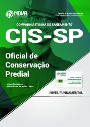 Apostila CIS - SP - Oficial de Conservação Predial