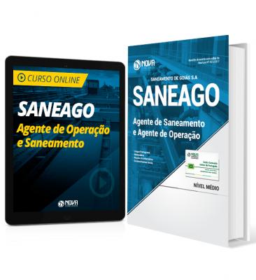 Combo SANEAGO - Agente de Operação e Saneamento