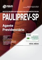 Apostila PAULIPREV - SP - Agente Previdenciário