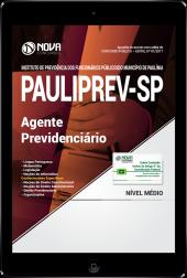 Download Apostila PAULIPREV - SP PDF - Agente Previdenciário