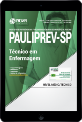 Download Apostila PAULIPREV - SP PDF - Técnico em Enfermagem
