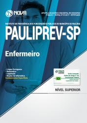 Apostila PAULIPREV - SP - Enfermeiro