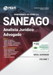 Apostila SANEAGO - Analista Jurídico - Advogado
