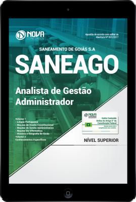 Download Apostila SANEAGO PDF - Analista De Gestão - Administrador