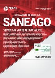 Apostila SANEAGO - Comum aos Cargos de Nível Superior