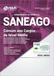 Apostila SANEAGO - Comum aos Cargos de Nível Médio