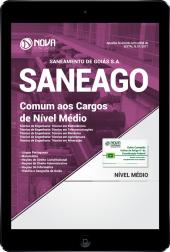 Download Apostila SANEAGO PDF - Comum aos Cargos de Nível Médio