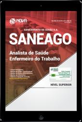 Download Apostila SANEAGO PDF - Analista de Saúde - Enfermeiro do Trabalho