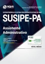 Apostila SUSIPE-PA - Assistente Administrativo