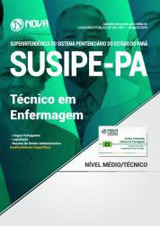 Apostila SUSIPE-PA - Técnico em Enfermagem