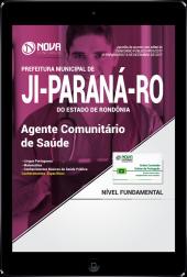 Download Apostila Prefeitura de Ji-Paraná-RO PDF - Agente Comunitário de Saúde
