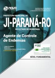 Apostila Prefeitura de Ji-Paraná-RO - Agente de Controle de Endemias