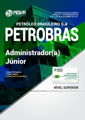 Apostila Petrobras - Administrador Júnior