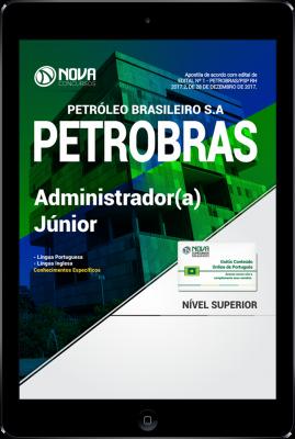 Download Apostila Petrobras PDF - Administrador Júnior