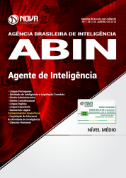 Apostila ABIN - Agente de Inteligência