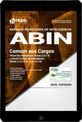 Download Apostila ABIN PDF - Comum aos Cargos de Oficial e Técnico de Inteligência