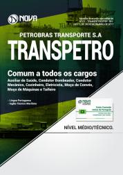 Apostila TRANSPETRO - Comum a Todos os Cargos