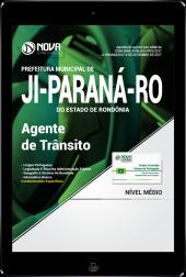 Download Apostila Prefeitura de Ji-Paraná-RO PDF - Agente de Trânsito
