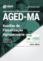 Apostila AGED-MA - Auxiliar de Fiscalização Agropecuária