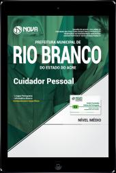 Download Apostila Prefeitura de Rio Branco - AC PDF - Cuidador Pessoal