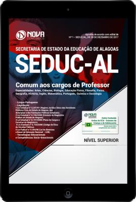 Download Apostila SEDUC-AL PDF - Comum aos Cargos de Professor