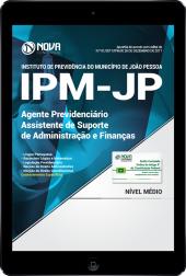 Download Apostila IPM João Pessoa PDF - Assistente de Suporte de Administração e Finanças