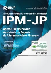 Apostila IPM João Pessoa - Assistente de Suporte de Administração e Finanças