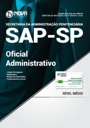 Apostila SAP-SP - Oficial Administrativo