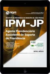Download Apostila IPM João Pessoa PDF - Assistente de Suporte de Previdência