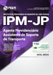 Apostila IPM João Pessoa - Assistente de Suporte de Transporte