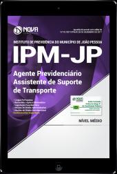 Download Apostila IPM João Pessoa - Assistente de Suporte de Transporte