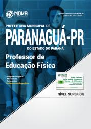 Apostila Prefeitura de Paranaguá - PR - Professor de Educação Física