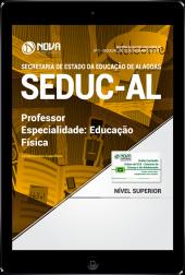 Download Apostila SEDUC-AL PDF - Professor - Especialidade: Educação Física