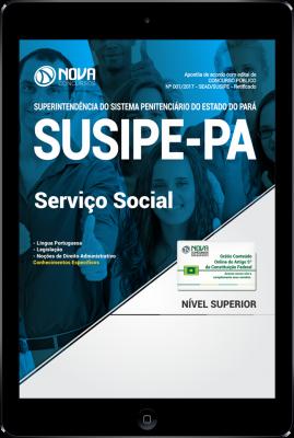 Download Apostila SUSIPE-PA PDF - Serviço Social