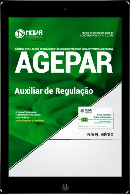 Download Apostila AGEPAR-PR - Auxiliar de Regulação