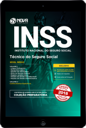 Download Apostila INSS - Técnico do Seguro Social (PDF)