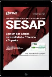 Download Apostila SESAP-RN PDF - Comum aos Cargos de Nível Médio/Técnico e Superior