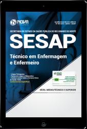 Download Apostila SESAP-RN PDF- Técnico em Enfermagem e Enfermeiro