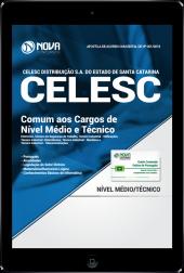 Download Apostila CELESC PDF - Comum aos Cargos de  Cargos de Nível Médio e Técnico