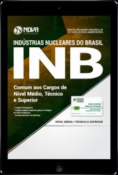 Download Apostila INB PDF - Comum aos Cargos de Nível Médio, Técnico e Superior