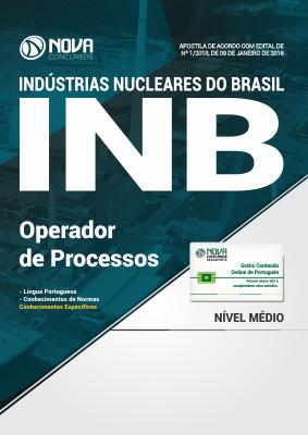 Apostila INB - Operador de Processos