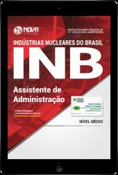 Download Apostila INB PDF - Assistente de Administração