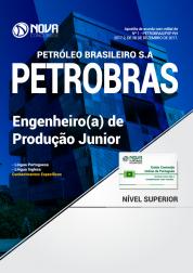 Apostila PETROBRAS - Engenheiro(a) de Produção Júnior