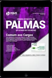 Download Apostila Câmara Municipal de Palmas - TO PDF - Comum a Diversos Cargos