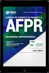 Download Apostila AFPR PDF - Assistente Administrativo