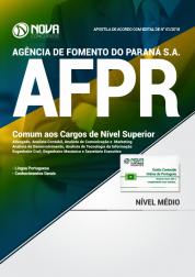 Apostila AFPR - Comum aos Cargos de Nível Superior