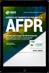 Download Apostila AFPR PDF - Comum aos Cargos de Nível Superior