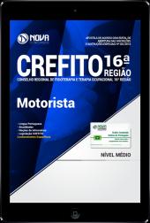 Download Apostila CREFITO 16ª Região PDF - Motorista